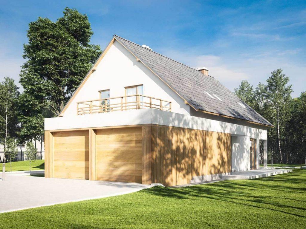 Nachhaltiges Stadthaus aus Holz von popularc