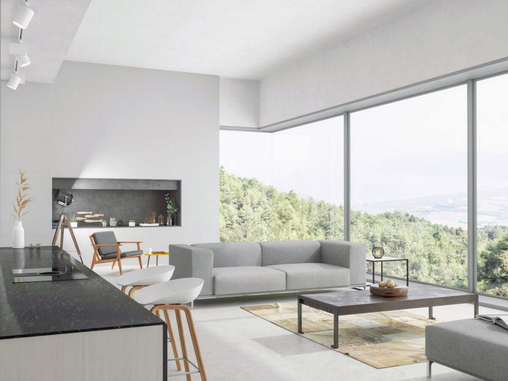 Stilvolle Küche aus Holz von popularc Architekten